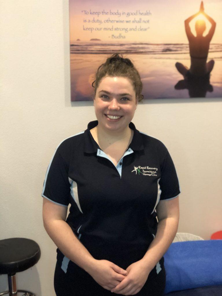 Teagan Chapman - Healesville Pregnancy Massage Therapist.