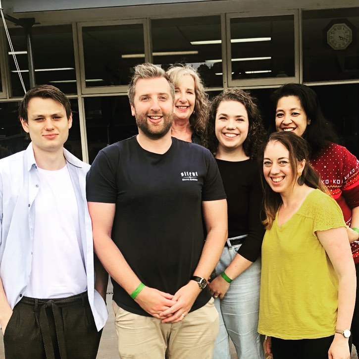 Rapid Recovery's 2019 Healesville massage team. Jobs Yarra Valley.