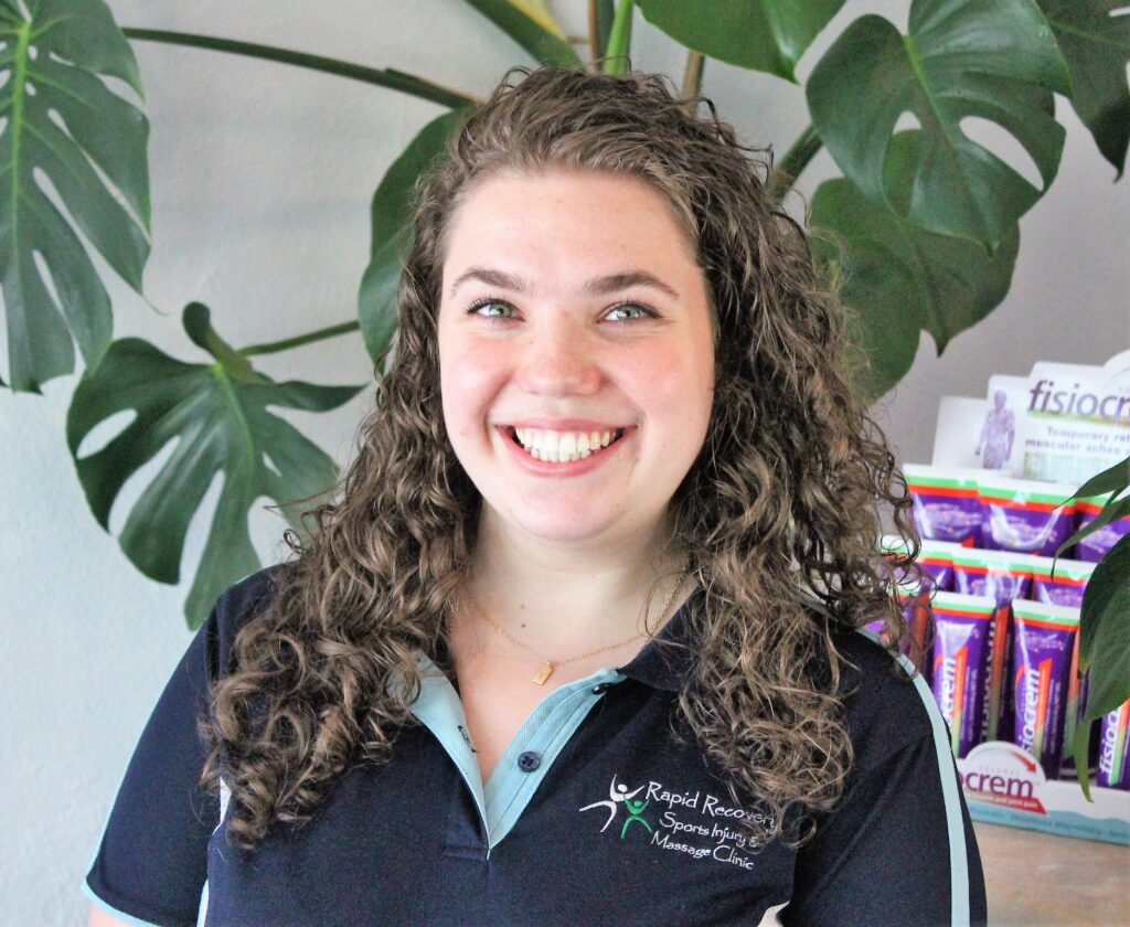 Teagan - Pregnancy Massage Therapist & Remedial Massage Therapist at Rapid Recovery
